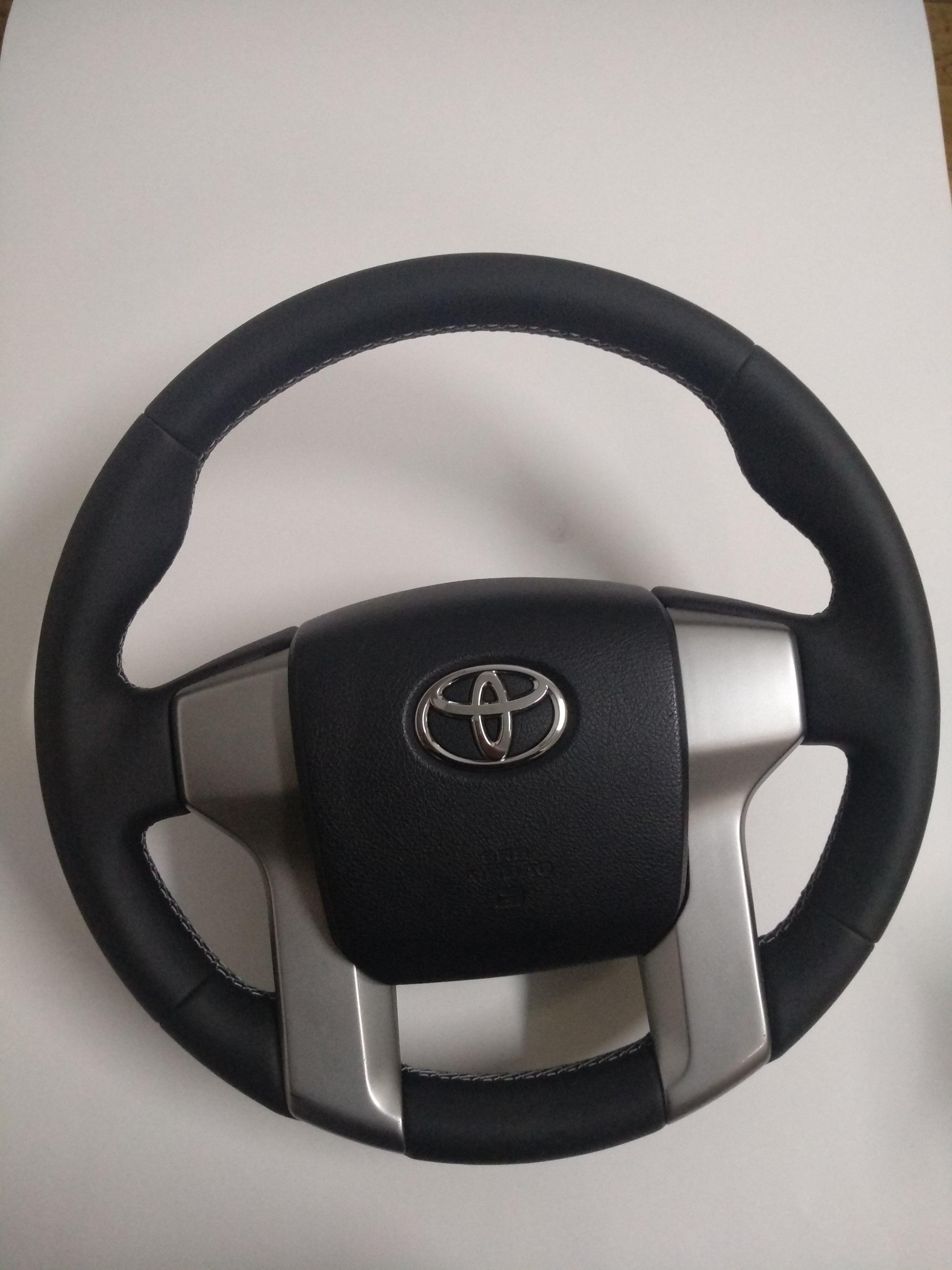 перетяжка руля Toyota, Тойота